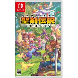 Seiken Densetsu Collection / Collection of Mana [Switch - Used]