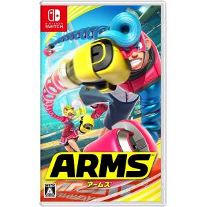 ARMS - Standard Edition (Multi Language) [Switch - Used]