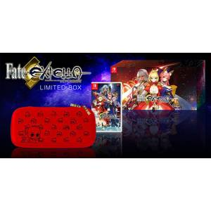 Fate/Extella: The Umbral Star- Limited Box (Multi Language) [Switch - Used]