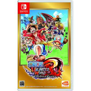 One Piece: Unlimited World Red Deluxe Edition (multi-language) [Switch - Used]
