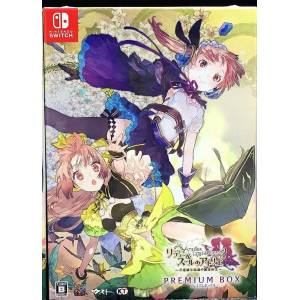 Atelier Lydie & Soeur: Alchemists of the Mysterious Painting - Premium Box [Switch - Occasion]