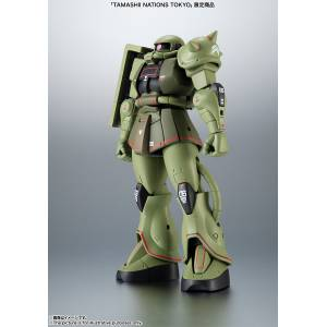 Gundam - MS-06 Mass Production Type Zaku ver. Ver. A.N.I.M.E ~ Real Marking ~  Limited Edition [Robot Spirits Side MS]