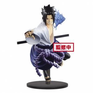 Naruto Shippuden - Vibration Stars - Uchiha Sasuke [Banpresto] [Used]