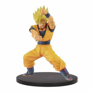 Dragon Ball Super - Chosenshi Retsuden Vol.1 - Super Saiyan Son Goku [Banpresto]