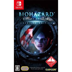 Biohazard / Resident Evil - Revelations Unveiled Edition [Switch - Used]