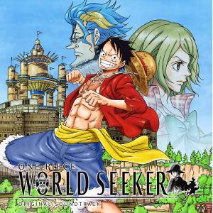 ONE PIECE WORLD SEEKER Original Soundtrack [OST/ Goods]