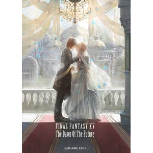 FINAL FANTASY XV -The Dawn Of The Future- CELEBRATION BOX  Limited Edition [Guide book / Artbook]