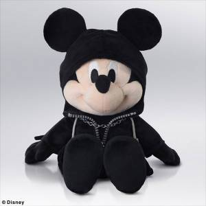 Kingdom Hearts Plush King Mickey [Goods]