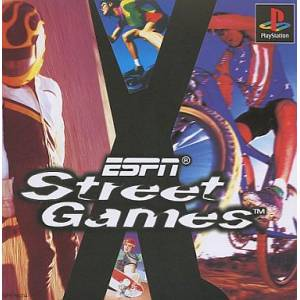 ESPN Street Games / ESPN Extreme Games [PS1 - Used Good Condition]