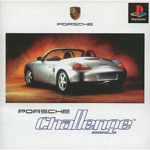 Porsche Challenge [PS1 - Used Good Condition]