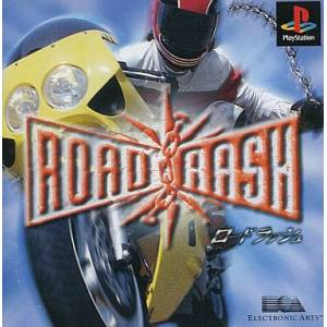 Road Rash [PS1 - Used Good Condition]