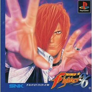 The King of Fighters '96 [PS1 - occasion BE]
