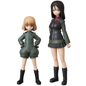 Girls und Panzer das Finale - Katyusha & Nonna Set [Ultra Detail Figure No. 495/ UDF]