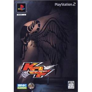 KOF Maximum Impact [PS2 - Used Good Condition]
