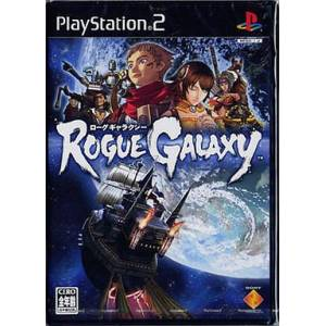 Rogue Galaxy [PS2 - Used Good Condition]