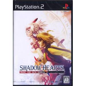 Shadow Hearts - From the New World [PS2 - Used Good Condition]
