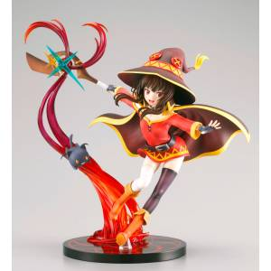 Movie KonoSuba: God's Blessing on this Wonderful World! Kurenai Densetsu - Megumin Explosion Magic ver. [Sol International]