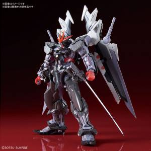 Gundam SEED Destiny Astray B - Gundam Astray Noir High Resolution Model [1/100 HiRM / Bandai]