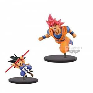 Dragon Ball Super - Son Goku FES!! Vol.9 - Son Goku - Set of 2 [Banpresto]