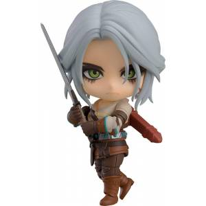 FREE SHIPPING - The Witcher 3: Wild Hunt - Ciri [Nendoroid 1108]