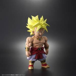Dragon Ball Super Broly - Broly Cry Ver. Limited Edition [Dragon Ball Retro Sofubi Collection]
