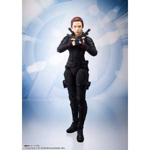 Avengers: Endgame - Black Widow [SH Figuarts]