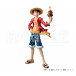 One Piece - Monkey D. Luffy Ver. 20th Limited Edition [Portrait Of Pirates] [Used]