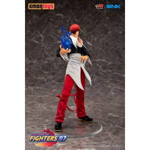 THE KING OF FIGHTERS'97 - Iori Yagami [Emontoys]