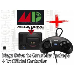 Mega Drive Mini Standard Package +2nd MD Official Controller Nin-Nin Limited Set [SEGA - Brand new]