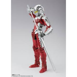 ULTRAMAN SUIT ver7 -the Animation- [SH Figuarts]