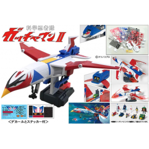 Gatchaman II - New God Phoenix Plastic Model [Doyusha]