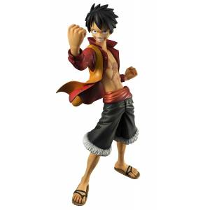 One Piece Edition Z - Monkey D. Luffy [Portrait Of Pirates] [Used]