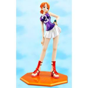 One Piece - Nami Ver. 2 Repaint Limited Edition [Portrait Of Pirates] [Used]