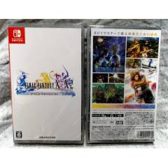Final Fantasy X/X-2 HD Remaster- Standard Edition (Multi Language) [Switch]