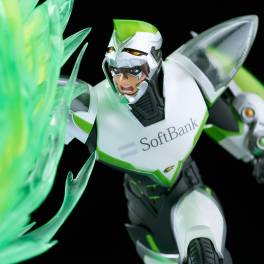 Tiger & Bunny - Wild Tiger Battle Style Limited Edition [Figuarts Zero]