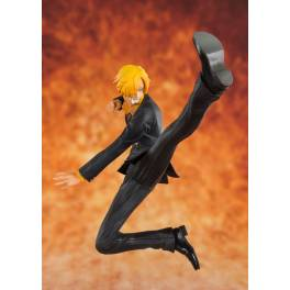 One Piece - Black Leg Sanji [Figuarts ZERO]