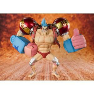 One Piece - Iron Man Franky [Figuarts ZERO]