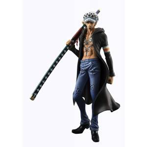 One Piece Sailing Again - Trafalgar Law Ver. 2 [Portrait Of Pirates] [Used]