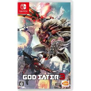 GOD EATER 3 - Standard Edition (Multi Language) [Switch]