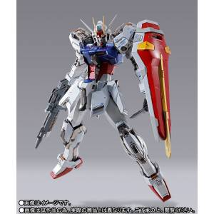 Gundam SEED - GAT-X105 Strike Gundam Limited Edition [Metal Build]