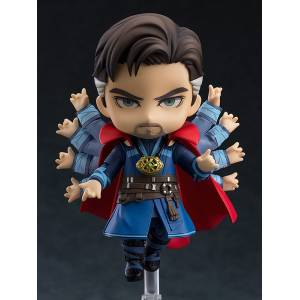 FREE SHIPPING - Avengers: Infinity War - Doctor Strange: Infinity Edition DX Ver. [Nendoroid 1120-DX]