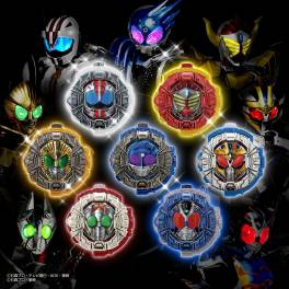 Kamen Rider Zi-O - Sound Ride Watch Series GP Ride Watch