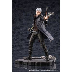 FREE SHIPPING - Devil May Cry 5 - Nero [ARTFX J]