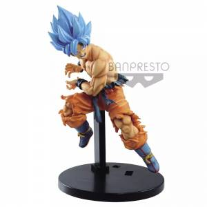 Dragon Ball Super - Tag Fighters - Super Saiyan God Super Saiyan Son Goku Kamehameha [Banpresto]