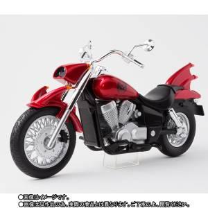 Kamen Rider - Machine Kivaa Option Parts Set Limited Edition [SH Figuarts]