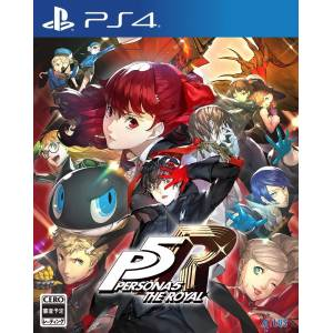 Persona 5 The Royal - Standard Edition [PS4]