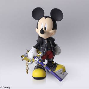 KINGDOM HEARTS III - The King (Mickey Mouse) [BRING ARTS / Square Enix]