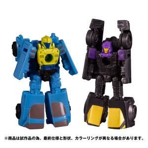 Transformers SIEGE SG-30 Decepticon Blackjack & Decepticon Hyperdrive [Takara Tomy]