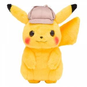 Pokemon: Detective Pikachu - Pikachu Plush [Goods]