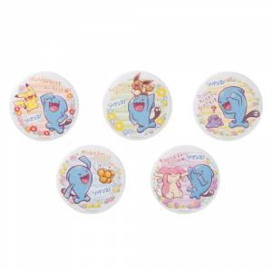 Pokemon - EVERYONE WOBBUFFET! Can Badge Collection Box [Goods]